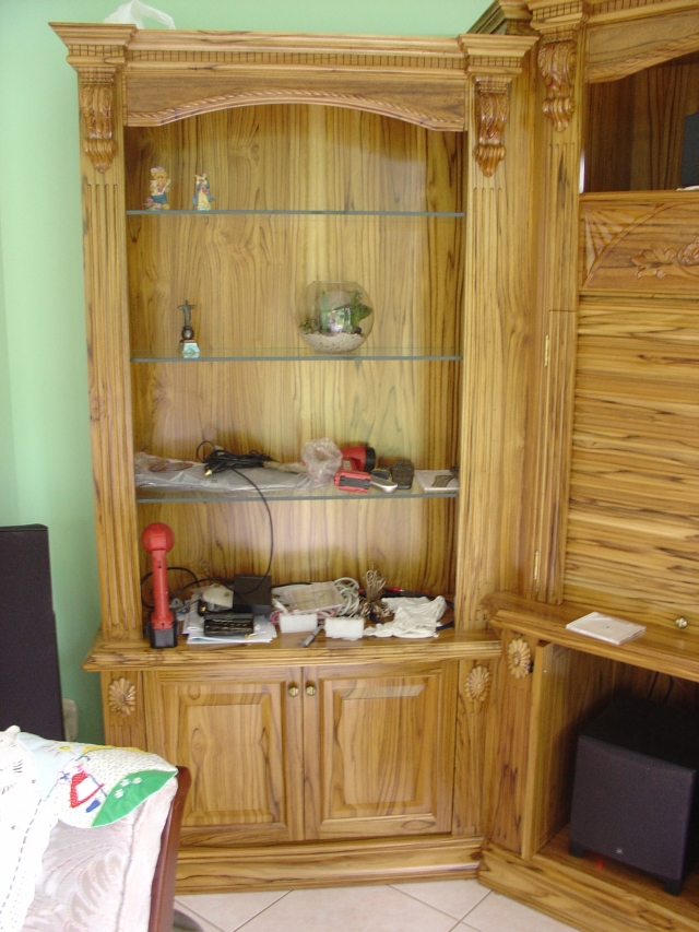 Tropical Hardwood Furniture And Cabinetry